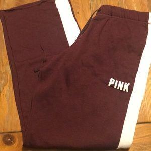 PINK Victoria's Secret Pants - NEW VS PINK Boyfriend Pants
